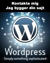 Jag bygger din wordpress hemsida