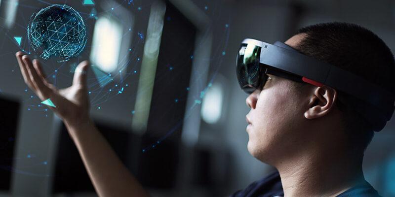 NetEnt och Augmented reality, VR. Licens: Shutterstock.com