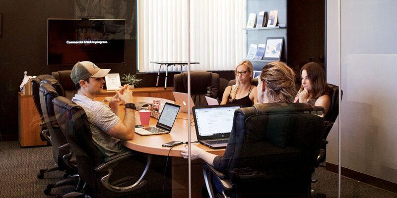 Kontor som utnyttjar interim management. Foto: Unsplash.com