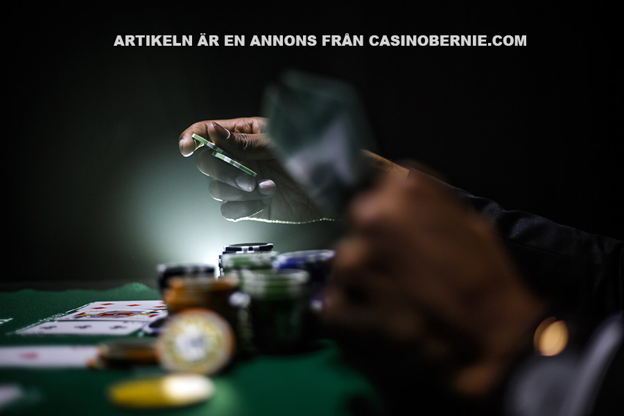 Online kasino och mellan sportbetting. Foto: Keenan Constance. Licens: Unsplash.com